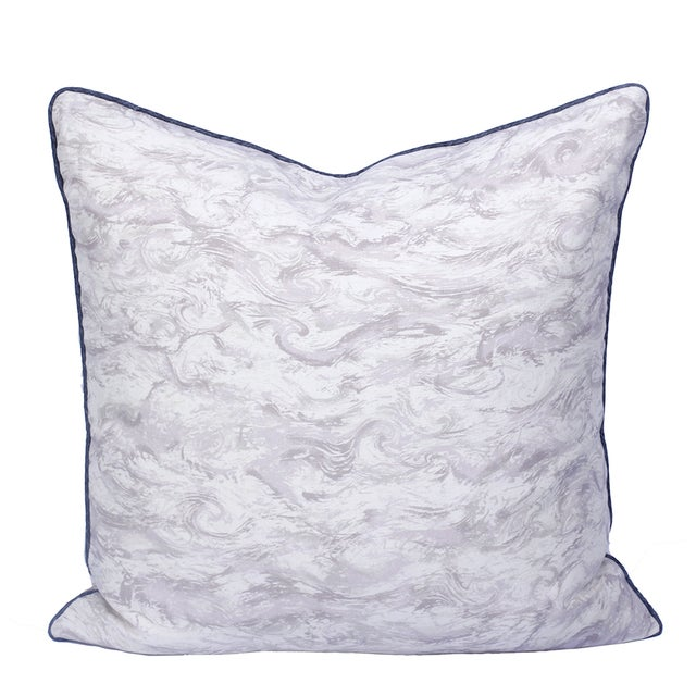 Image of Pale Pink Custom Pillow