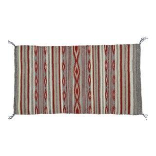 Native American Navajo Chinle Wool Rug - 2′3″ × 4′2″