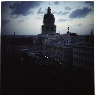 """Havana Sunset"" Vintage Film Camera Photograph"