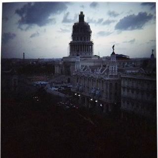 """Havana Sunset"" Vintage Film Camera Photograph"