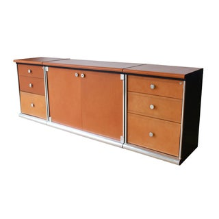 Pace Credenza from John Lautner-Designed Office