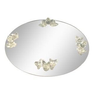 Godinger Crystal Vanity Mirror