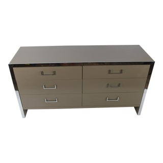 Milo Baughman for John Stuart Furniture Long Dresser