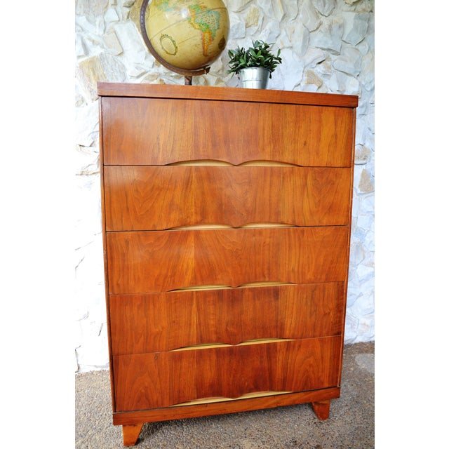 Mid-Century Chest of Drawers - Image 3 of 8