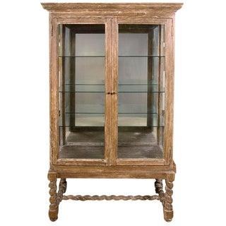 Rustic European Style Cabinet