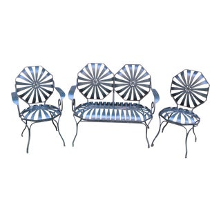 Francois Carre Garden Patio Set