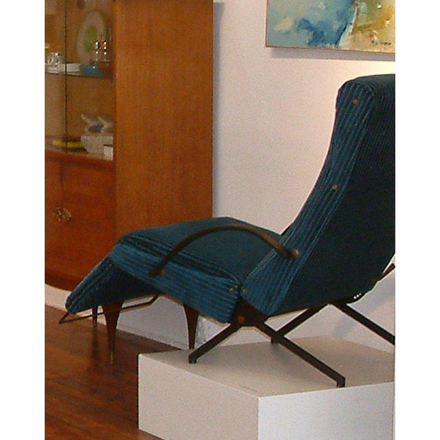Osvaldo Borsani Tecno P-40 Lounge Chair - Image 4 of 7