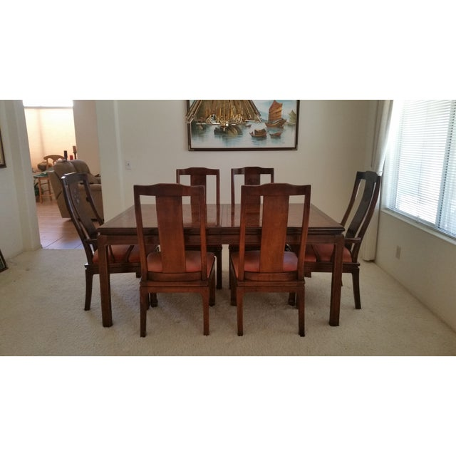 Bernhardt Shibui Dining Room Chairs Best