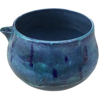 Handmade Pottery Vessel Planter