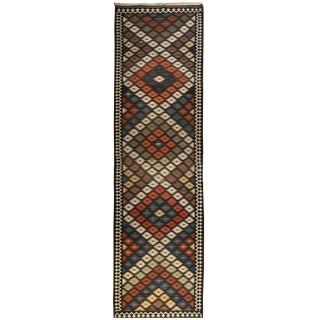 Early 20th Century Shahsavan Kilim Runner