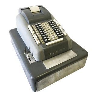 1950s Clary Electric Adding Machine Cash Register