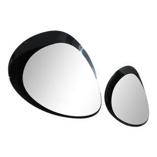 Alessi Colombina Wall Mirrors - A Pair