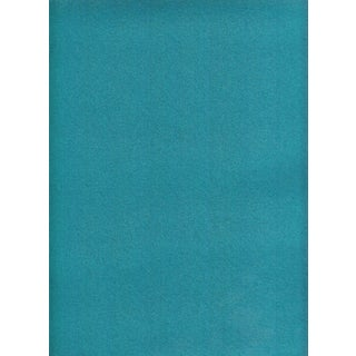 Prussian Blue Designtex Pigment Wool Fabric - 1.25 Yards