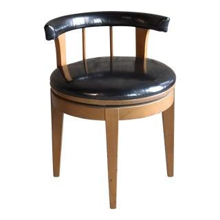 Palmer House Hotel Swivel Chair