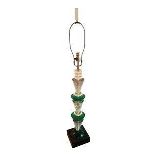 Vintage Van Teal Table Lamp