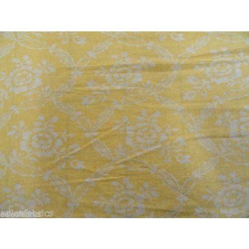 Scalamandre Cashel Floral Linen Print Fabric - Image 3 of 3