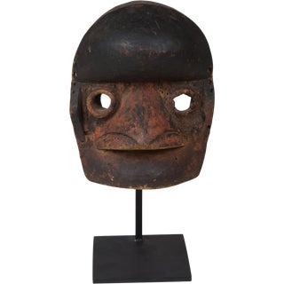 Guere-Wobe Wood Mask