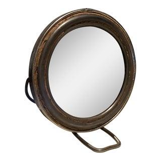 Antique 1920s European Mirror
