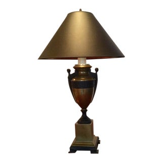 Classic Greek Urn Table Lamp