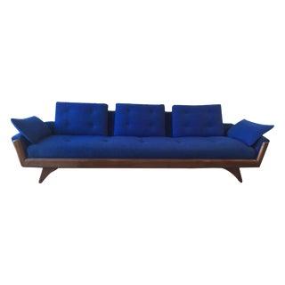 Adrian Pearsall Style Gondola Sofa