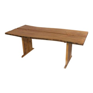 Cherry Live Edge Coffee Table