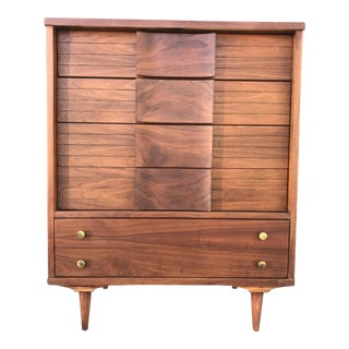 John Carper Mid Century Highboy