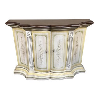 Small French Country Console