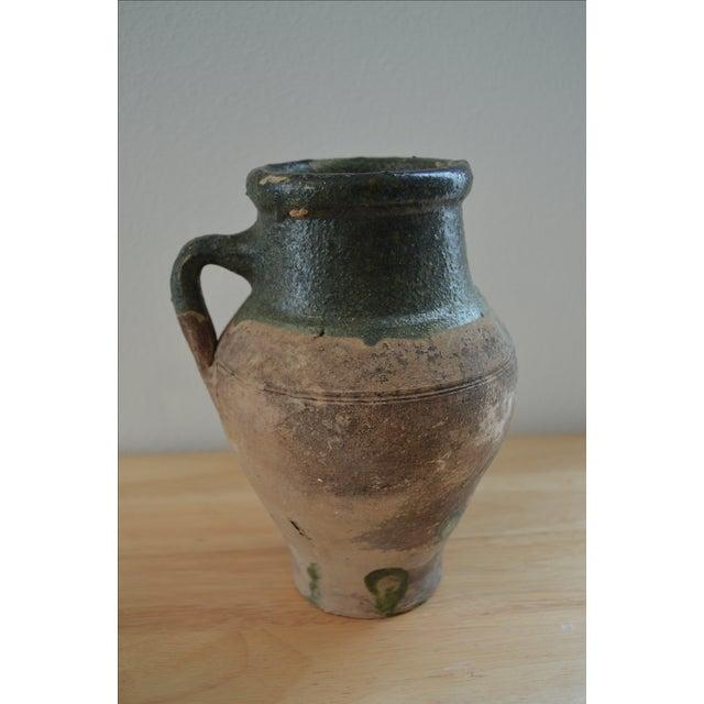 Greek Antique Koyroypa Pottery Vessel - Image 2 of 4