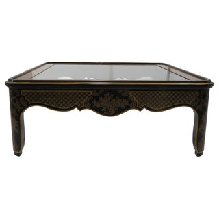 Drexel Asian-Style Coffee Table