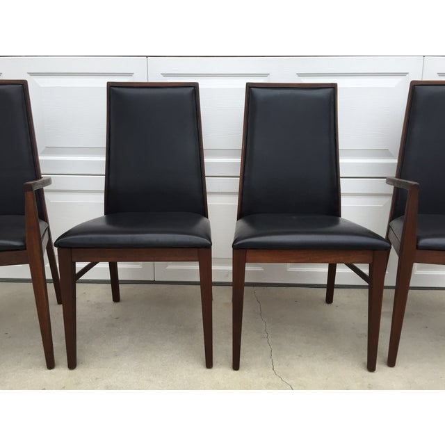Milo Baughman Dillingham Dining Chairs - Set of 4 - Image 3 of 11