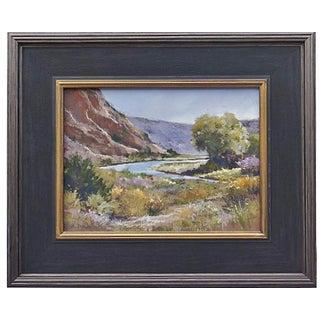 """""""A River Runs Through It"""" Landscape"""