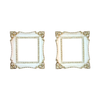 Vintage French Rococo Gilt Picture Frames - 2