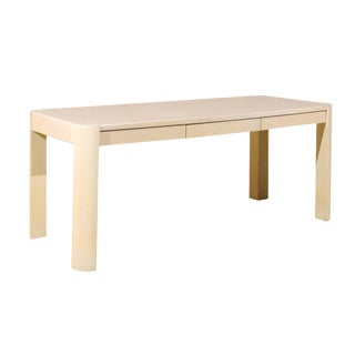 1970s Modern Table in Karl Springer Style