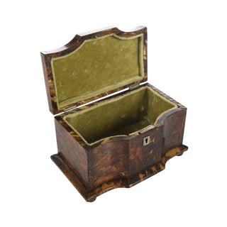 19th C. English Jewelry Box