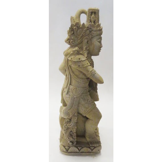Hindu God Statues - A Pair - Image 4 of 9