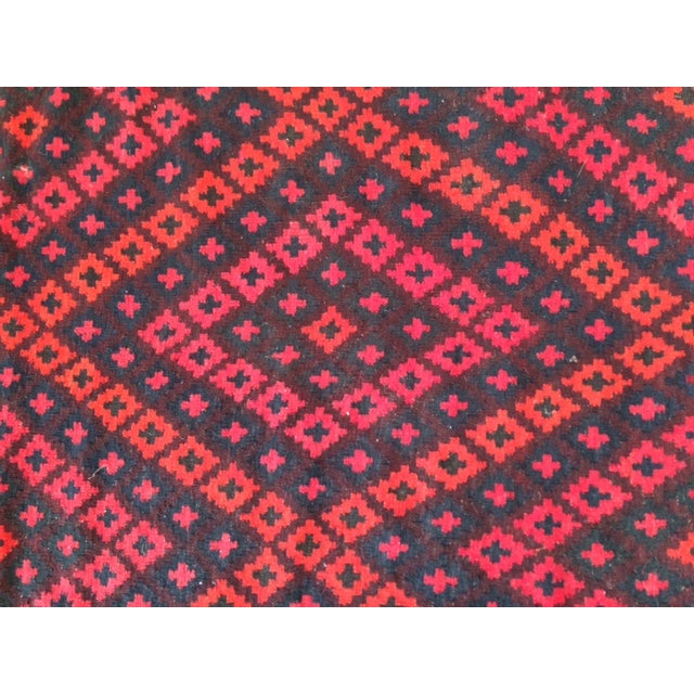 """Hand Woven Morocaan Inspired Rug - 8'6"""" x 11'8"""" - Image 5 of 6"""