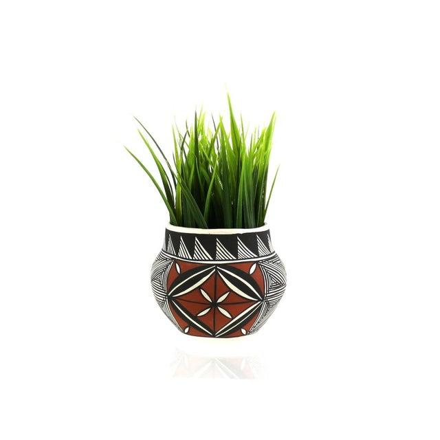 Vintage Acoma Native American Art Pottery - Image 4 of 5