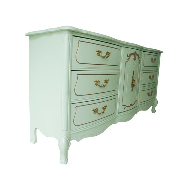 Vintage Bassett French Provincial Dresser Chairish