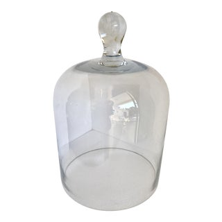 Large Glass Dome Cover