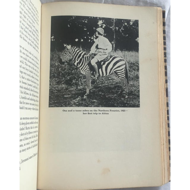 1940 I Married Adventure, Zebra Bound Display Book - Image 5 of 10