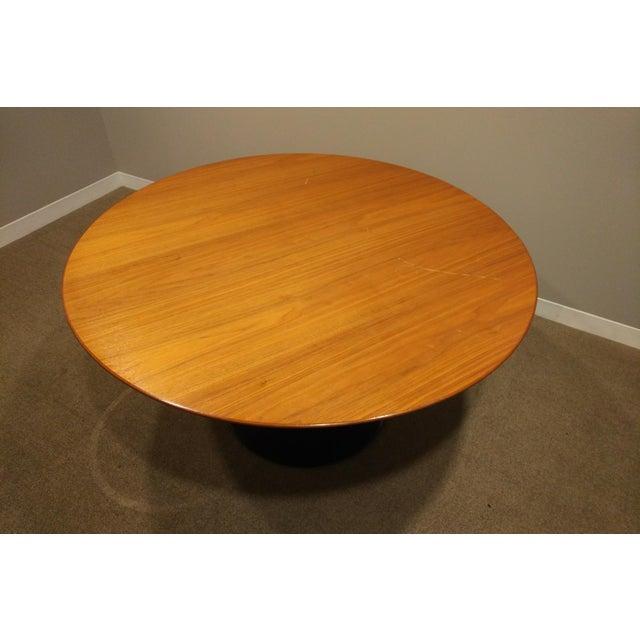 Knoll Saarinen 54w dining table - Image 3 of 7