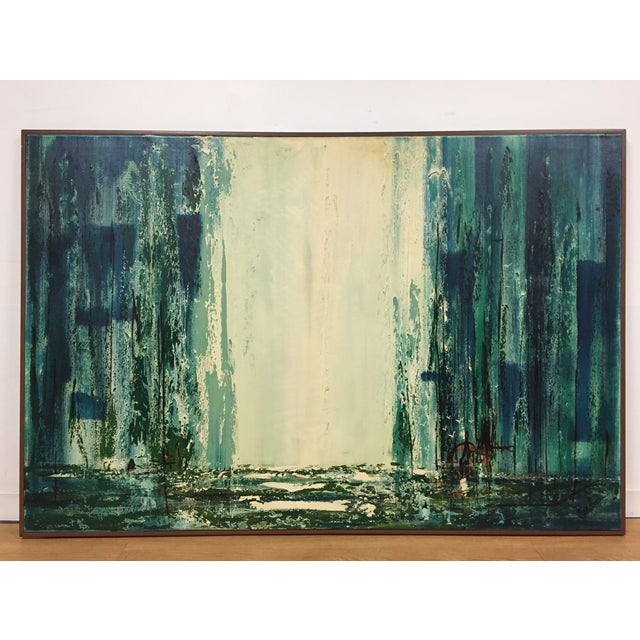Carlo Of Hollywood Abstract Painting - Image 2 of 11