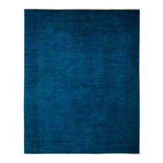 """Vibrance Hand Knotted Area Rug - 7' 10"""" X 9' 10"""""""