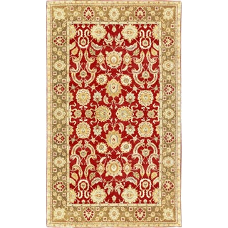 Traditional Hand Woven Rug - 9' X 15'1