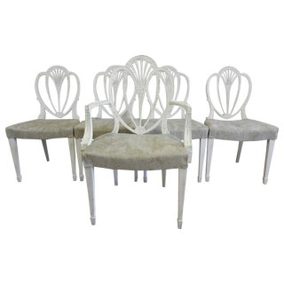 Duncan Phyfe Dining Chairs - Set of 6