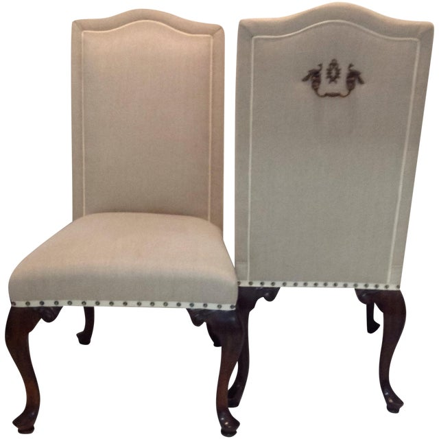 Maitland Smith Dining Chair - Set of 4 - Image 1 of 7
