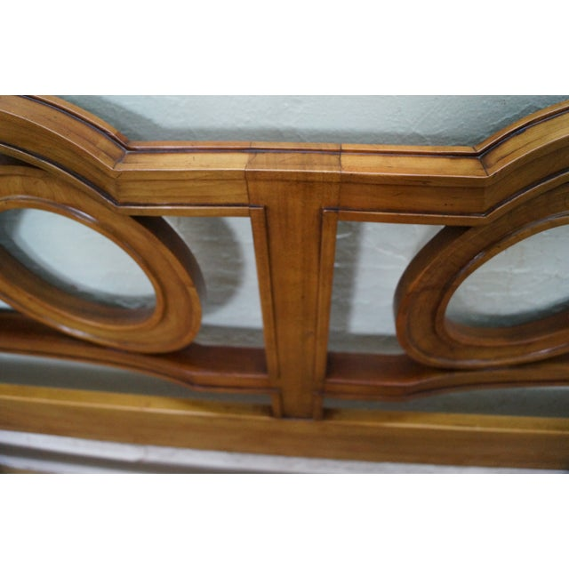 Image of Widdicomb French Style King Size Headboard