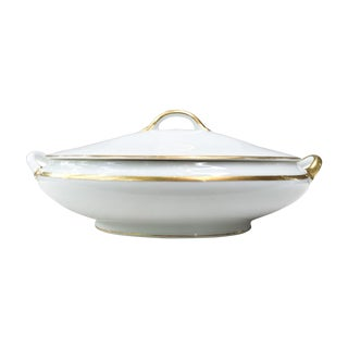 Vintage Noritake Covered Serving Bowl