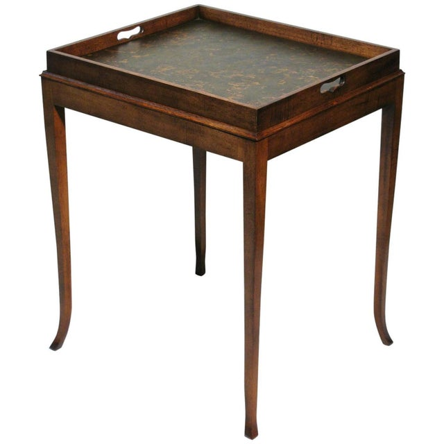 Brandt Serving and Games Table - Image 1 of 8