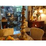 Image of Hollywood Regency Mercury Glass Table Lamp